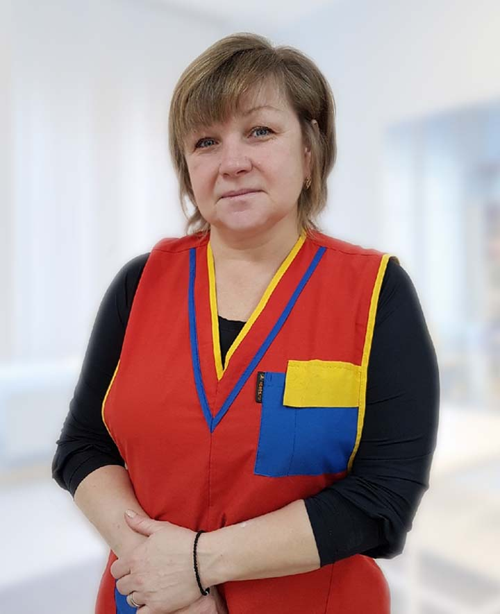 Макина Татьяна