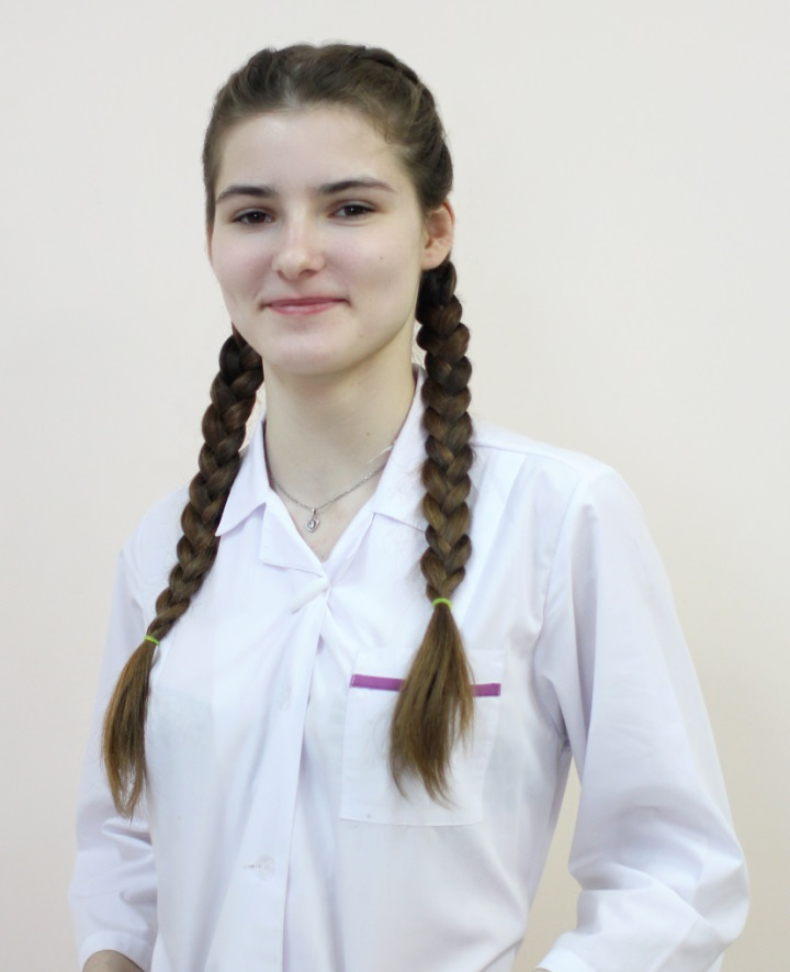 Ежова Анастасия