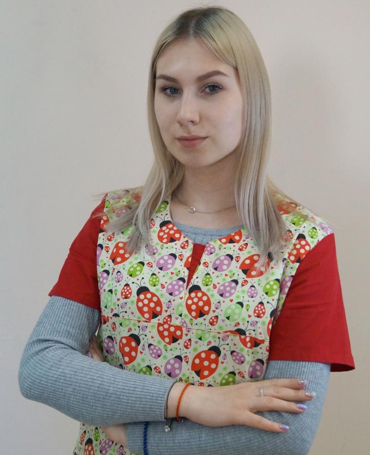 Екатерина Михайловна Лобырева